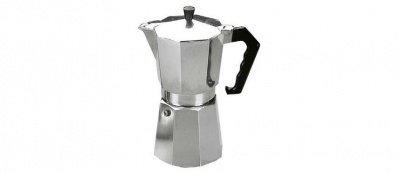 CAFFETTIERA JUNIOR TZ.1 ALLUMINIO