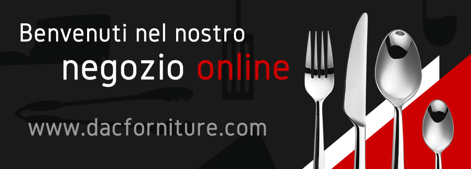 DacForniture.com 2018 forniture per ristoranti bar pizzerie