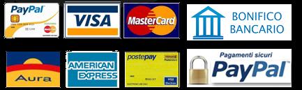 pagamenti accettati dac forniture