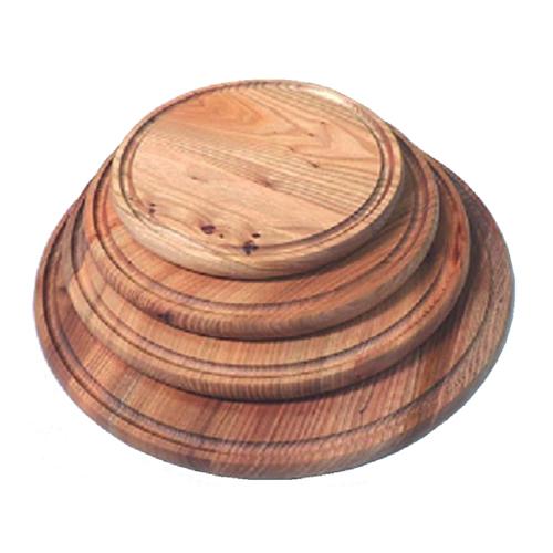 Forniture alberghiere DAC Forniture - Tagliere in legno di olmo diam ...