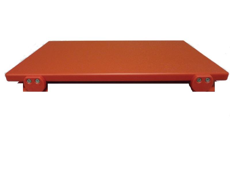Forniture alberghiere DAC Forniture - Tagliere Rosso in polietilene ...